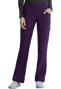 Mid Rise Straight Leg Pull-on Pant (CK002T-EGG)
