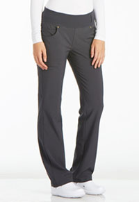 Mid Rise Straight Leg Pull-on Pant (CK002T-PWT)
