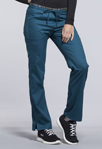 Mid Rise Straight Leg Pull-on Pant (CK003T-CARV)