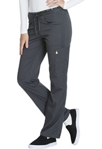 Mid Rise Straight Leg Pull-on Pant (CK003T-PEWV)