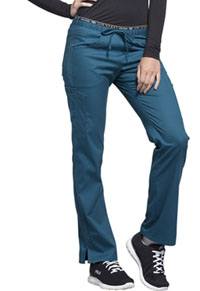 Mid Rise Straight Leg Pull-on Pant (CK003-CARV)