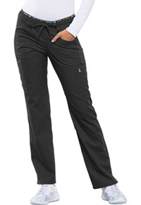 Mid Rise Straight Leg Pull-on Pant (CK003-PEWV)
