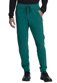 Cherokee Men's Mid Rise Jogger Hunter Green (CK004A-HNPS)