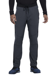 Cherokee Men's Tapered Leg Pant Heather Charcoal (CK005A-HTCH)