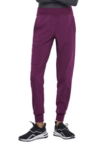 Cherokee Mid Rise Jogger Wine (CK011-WIN)