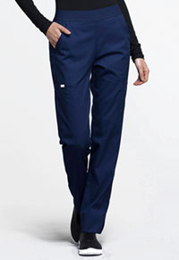 Natural-Rise Tapered Leg Pant (CK040T-NAVV)