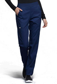 Cherokee Natural Rise Tapered Leg Pant Navy (CK040-NAVV)