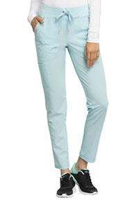 Statement Mid Rise Straight Leg Drawstring Pants (CK055-CLWA) (CK055-CLWA)