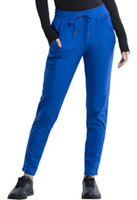 Cherokee Mid Rise Tapered Leg Drawstring Pant Royal (CK095-ROY)