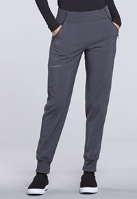 Mid Rise Tapered Leg Jogger Pant (CK110AT-PWPS)