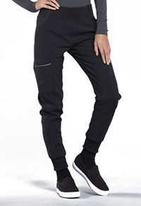 Infinity Mid Rise Tapered Leg Jogger Pant (CK110A-BAPS) (CK110A-BAPS)