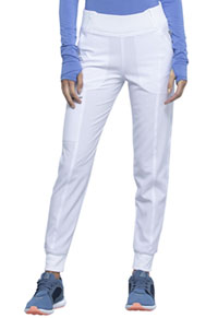 Cherokee Mid Rise Jogger White (CK110A-WTPS)