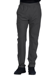 Cherokee Form Men's Tapered Leg Pull-on Pant (CK185-PWT) (CK185-PWT)