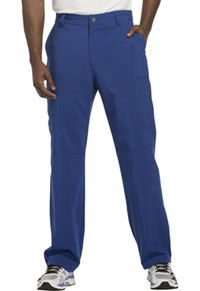 Cherokee Men's Fly Front Pant Galaxy Blue (CK200A-GAB)