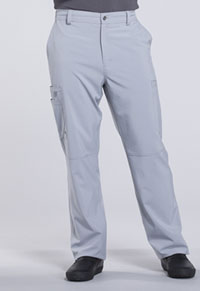 Cherokee Men's Fly Front Pant Grey (CK200A-GRY)