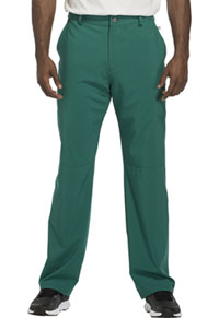 Cherokee Men's Fly Front Pant Hunter Green (CK200A-HNPS)