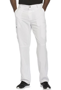 Men's Fly Front Pant White (CK200A-WTPS)