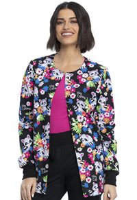 Cherokee Snap Front Jacket Stay Curious (CK301-STCU)