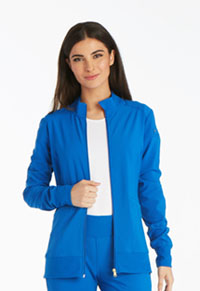 iFlex Zip Front Warm-Up Jacket (CK303-ROY) (CK303-ROY)