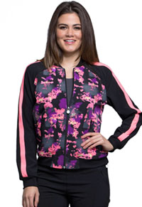 Zip Front Jacket Don't Mesh Around (CK309-DHAR)