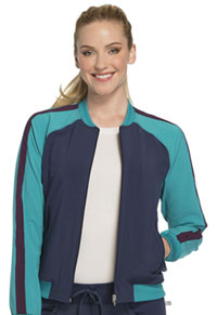 Infinity Zip Front Warm-up Jacket (CK310A-NYPS) (CK310A-NYPS)