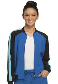 Zip Front Warm-up Jacket (CK310A-RYPS)