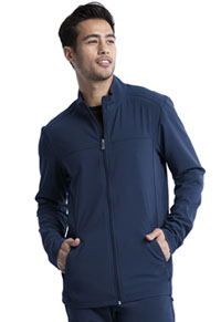 Cherokee Men's Zip Front Jacket Navy (CK332A-NYPS)