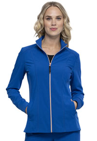 Cherokee Zip Front Jacket Royal (CK365-ROY)