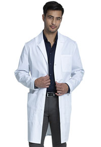 Cherokee 38 Men's Lab Coat White (CK412-WHT)
