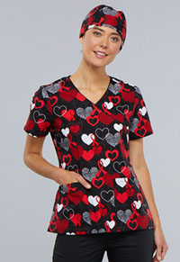 Cherokee Scrub Hat Heart Smart (CK500-HTSM)