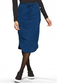 Cherokee Drawstring Skirt Navy (CK505A-NYPS)