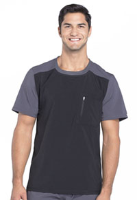 Infinity Men's Colorblock Crew Neck Top (CK630A-BAPS) (CK630A-BAPS)