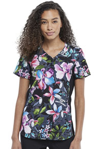 Cherokee V-Neck Top Toucan Do Anything! (CK732-TUCN)
