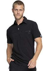Cherokee Men's Polo Black (CK825A-BAPS)