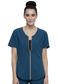 Statement Zip Front Top (CK875-CAR) (CK875-CAR)