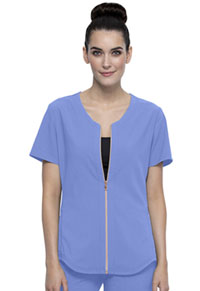 Statement Zip Front Top (CK875-CIE) (CK875-CIE)