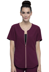 Statement Zip Front Top (CK875-WIN) (CK875-WIN)