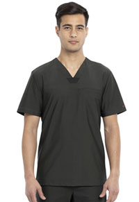 Cherokee Form Men's V-Neck Top (CK885-OLBA) (CK885-OLBA)