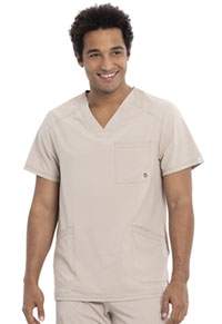 Cherokee Men's V-Neck Top Khaki (CK900A-KAK)