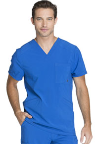 Cherokee Men's V-Neck Top Royal (CK900A-RYPS)