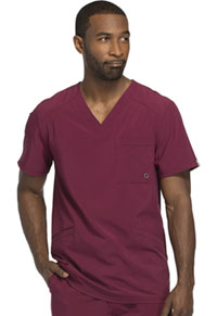 Men's V-Neck Top (CK900A-WNPS)