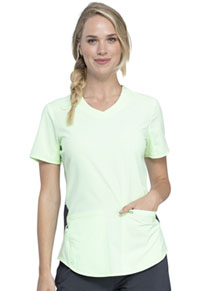 Cherokee V-Neck Top Hint Of Mint (CK925A-HTMN)