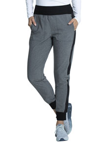 Cherokee Mid Rise Jogger Heather Grey (CKK071-HTGR)