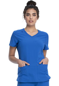 Cherokee V-Neck Top Royal (CKK817-ROY)