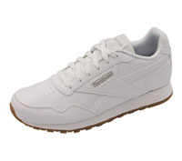 Reebok CLASSICHARMAN White, Steel, Gum (CLASSICHARMAN-WWSG)