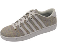 K-Swiss Footwear - Athletic Rainbow,White (CMFCOURTPROII-RRBW)