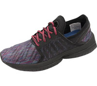 K-Swiss Athletic Footwear Black, Multi Color (CMFTUBESMILLEN-BKMM)