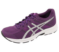 Asics T5F9N.9387 Asics Athletic Prune,Silver,Black (CONTEND-PSB)