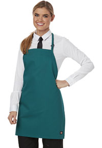 Dickies Chef Bib Apron with Adjustable Neck Hunter Green (DC52-HUNT)