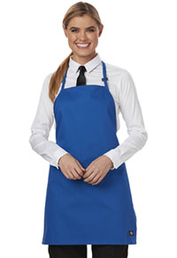 Dickies Chef Bib Apron with Adjustable Neck Royal (DC52-ROYL)